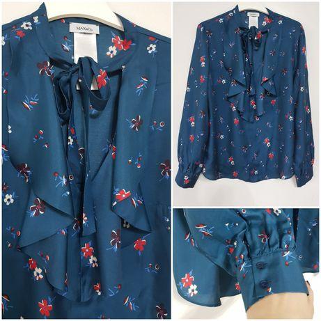 Блуза max marа шелк