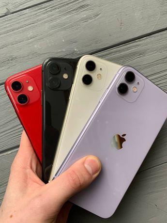 Iphone 11 64 128 purle Neverlock Гарантия 6 месяцев Оригинал