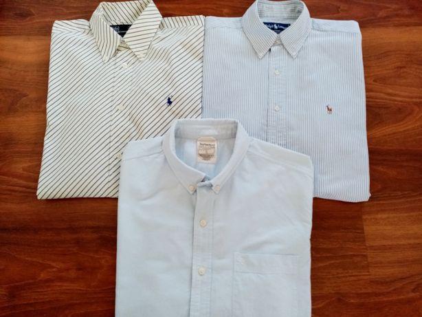 Ralph Lauren Timberland koszula męska L