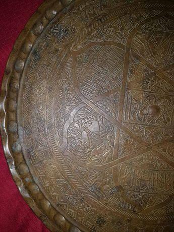 Хазарский старинный поднос
