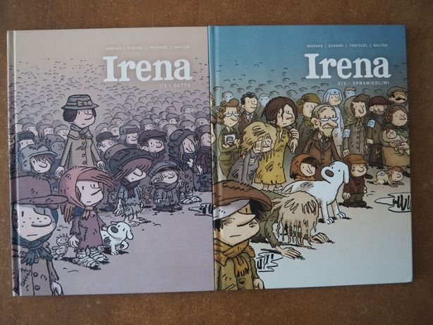 Irena, tomy 1 i 2
