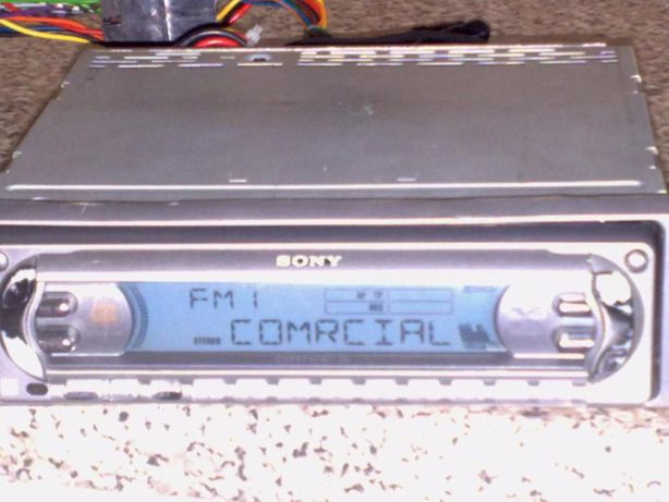 auto radio cd SONY