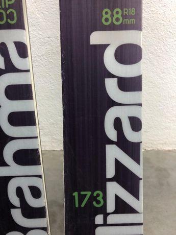 Skis Blizzard Brahma 173 18/19