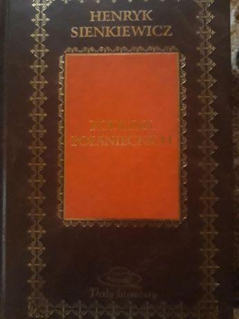 Książka rodzina polanieckich