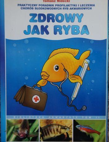 Tomasz Nidecki zdrowy jak ryba