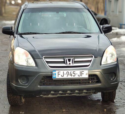 Honda CR-V 2005г. рестайл-6300$