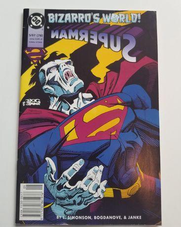 Superman  TM-SEMIC 5/97