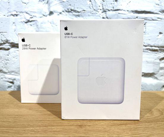 Оригинал Зарядное устройство Блок питания Apple USB-C 61W для MacBook