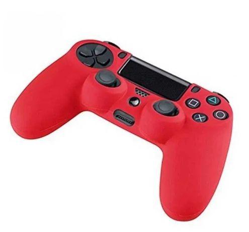 Proteção silicone comando PS4