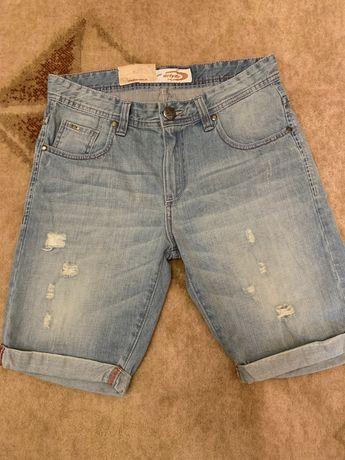 Шорты джинсовые Driver