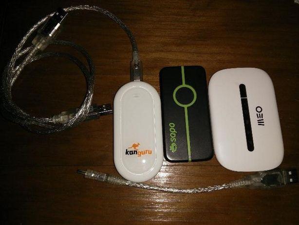 Vendo pack 2 Hotspots 3G ou separados