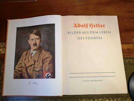 Adolf Hitler / Zigarettenbild