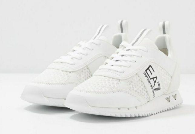 Sneakersy Emporio Armani EA7
