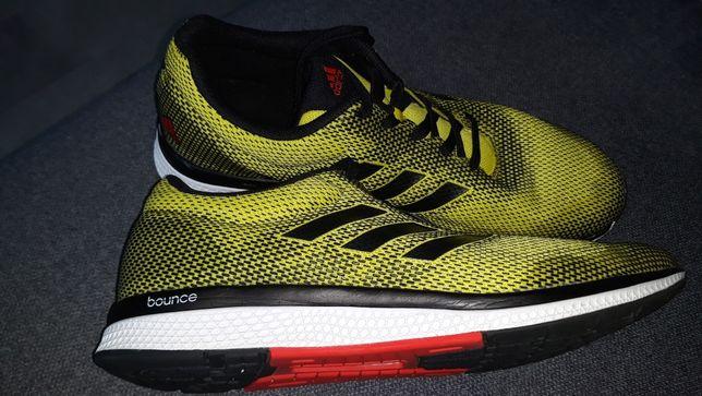 Adidas Bounce - młodzieżowe, chłopięce r. 42.5 - jak nowe !!!