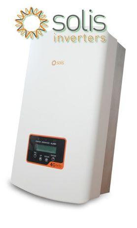 Инвертор сетевой для зеленого тарифа Solis 15-17кВт