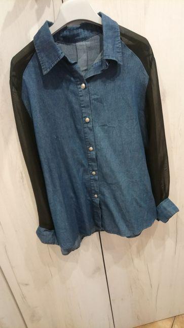 Koszula ala jeansowa