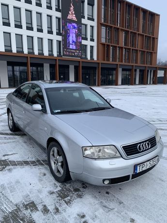 Audi A6 2001 год 2.5 TDI