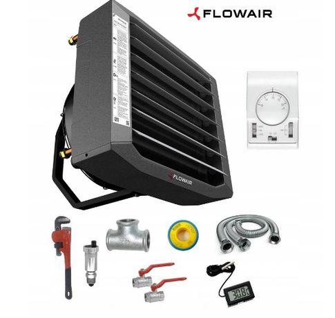 Nagrzewnica wodna FLOWAIR LEO L3 65,2kW 12w1