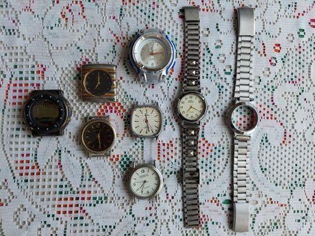 Zegarki na części