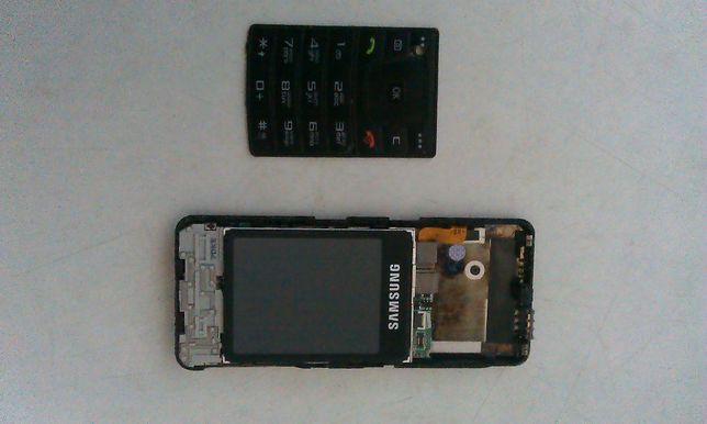 Samsung SGH-F300 *р а з б о р к а*