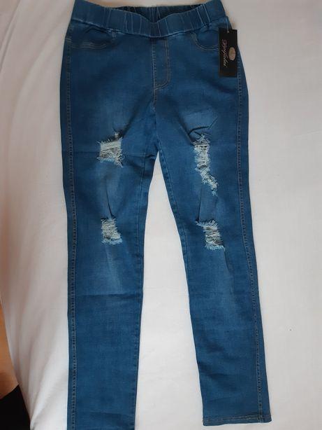 Spodnie nowe r. L/M