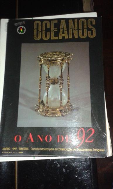 Revista 'Oceanos Nº9' - O Ano de 92