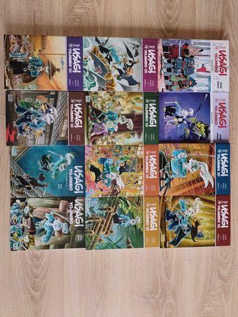 Usagi Yojimbo Saga + Początek x 12 Komplet