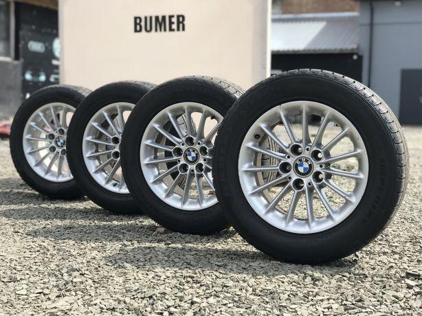 Диски БМВ Е39 48 Стиль 16 Радиус Титани BMW Діскі 48 стиль e39