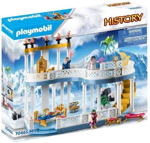 Playmobil 70465 Дворец Греческих Богов на Олимпе. Серия История