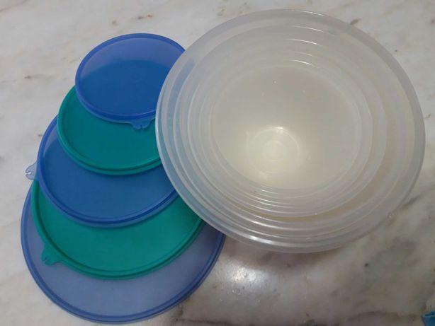 Tupperwares conjunto