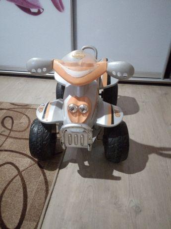 Квадроцикл електро.