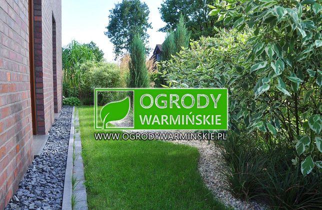 Usługi ogrodnicze, Nawodnienia, Ogrodzenia, Tarasy, Altany