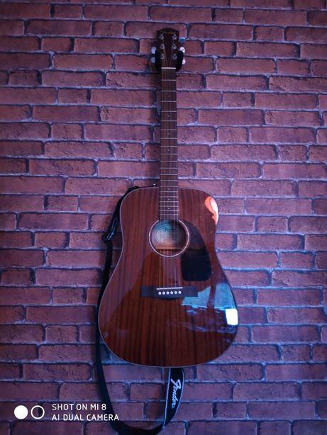 Fender acústica all mahogany