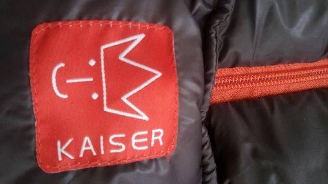 śpiworek termiczny KAISER jak nowy