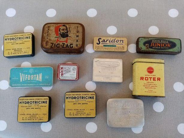 Embalagens Vintage Medicamentos