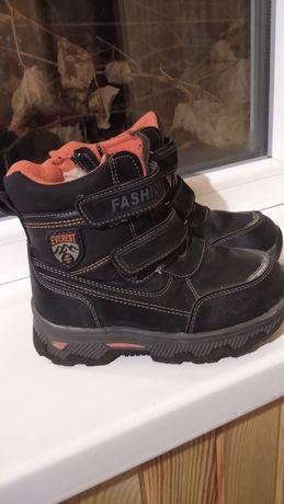 Зимние сапоги. Термо ботинки. Термосапоги. Сапоги на мальчика