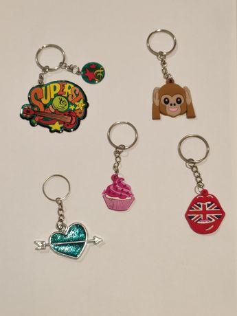 Diversos porta chaves