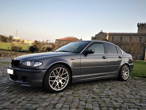 BMW E46 325i 192cv SMG GPL