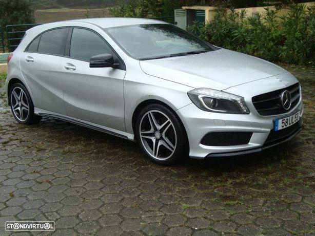 Mercedes-Benz A 200 CDi BE AMG Line Aut.