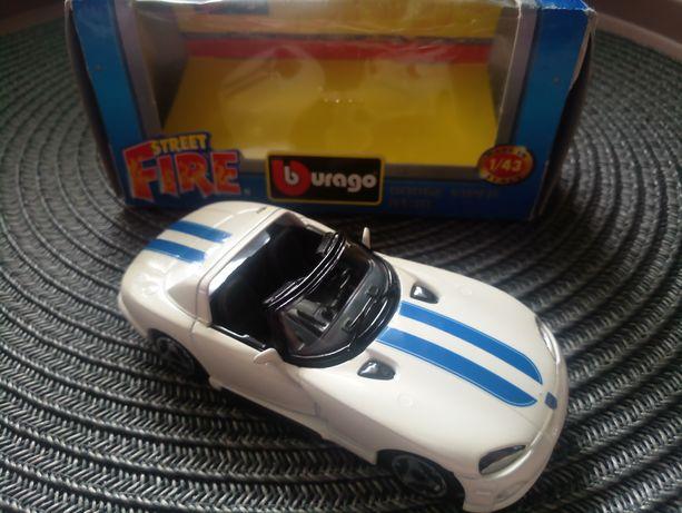 Bburago 1/43 Dodge Viper RT10 Made in Italy