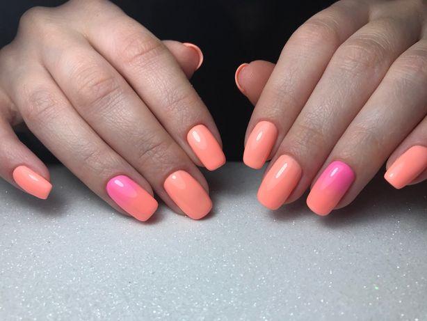 Маникюр, гель-лак, дизайн ногтей г.Вишневое