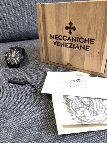 Meccaniche Veneziane Nereide BLACK! Jak NOWY! Praktycznie nieużywany