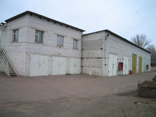 Производственная база с ЖД, ПЛ-450 в Черкассах