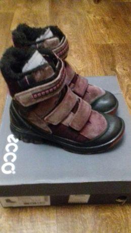 Ботинки зимние Эссо,  размер 33