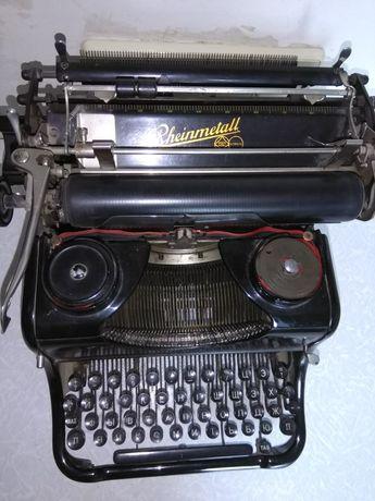 Печатная машинка ретро RHEINMETALL