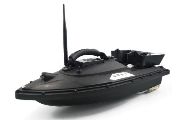 Łódka zanetowa czarna nowa , jak FLYTEC