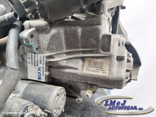 CAIXA DE VELOCIDADES SEMI AUTOMÁTICA SMART FORTWO Coupe (451) 1.0 Brabus (451.33...
