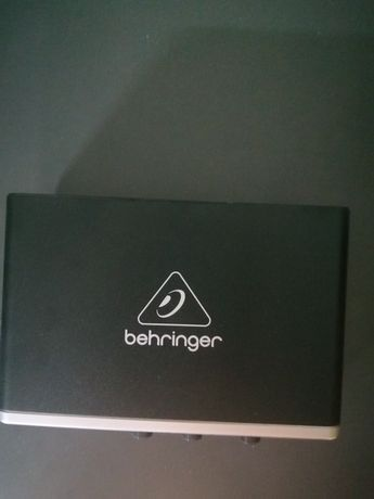 U-phoria behringer