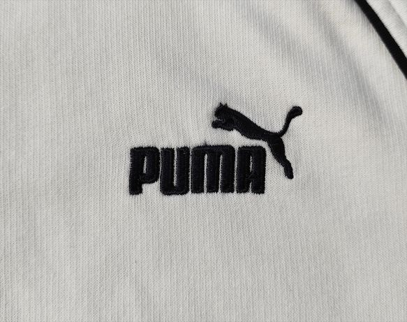 PUMA олимпийка кофта на змейке оригинал S идеальная