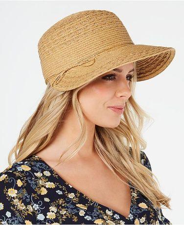 NINE WEST nowy piękny kapelusz